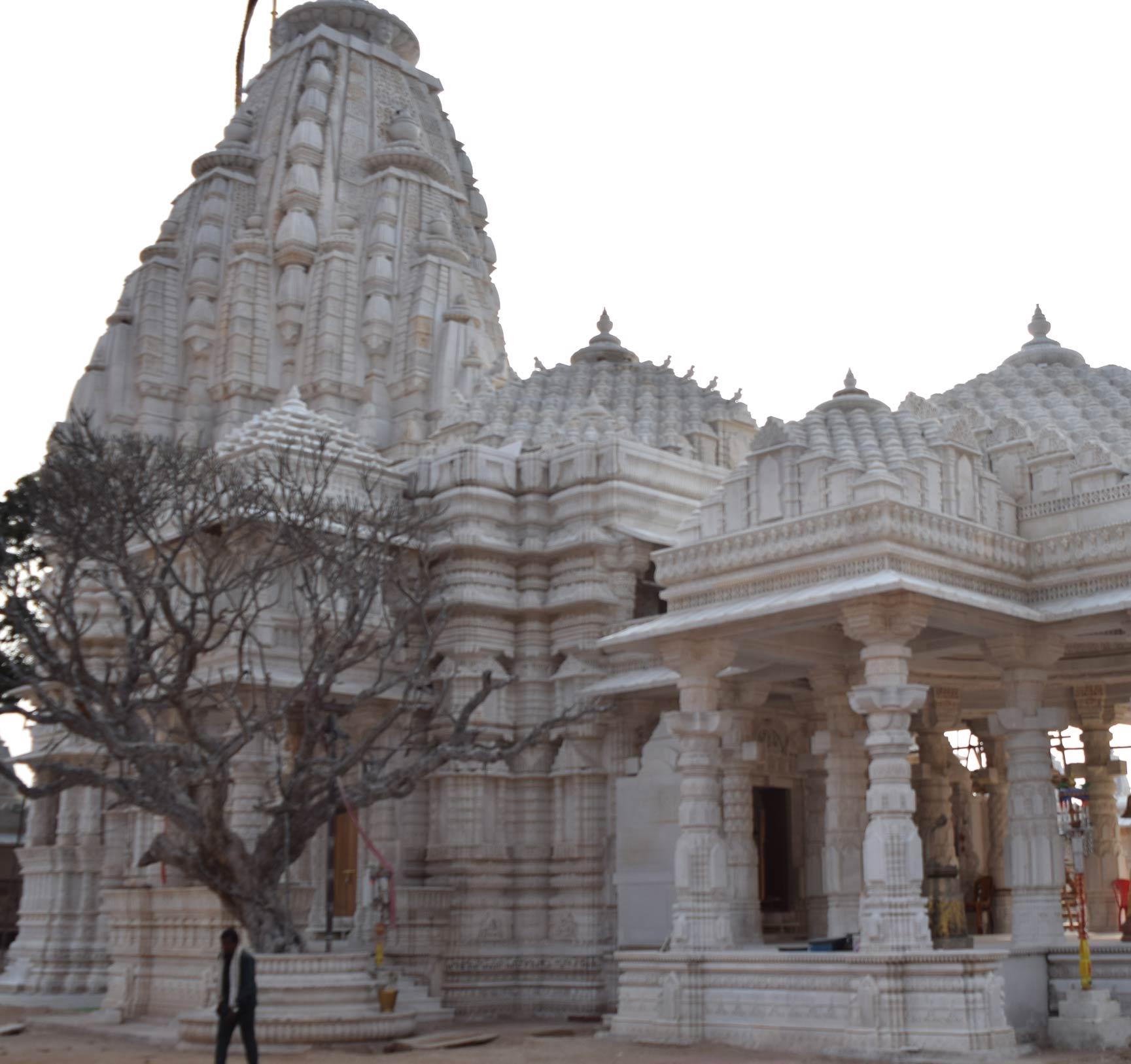 Kundalpur Temple